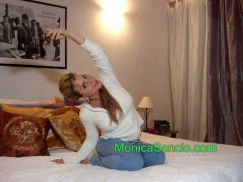 How Fit You Can Get In Bed!  (VIDEO)