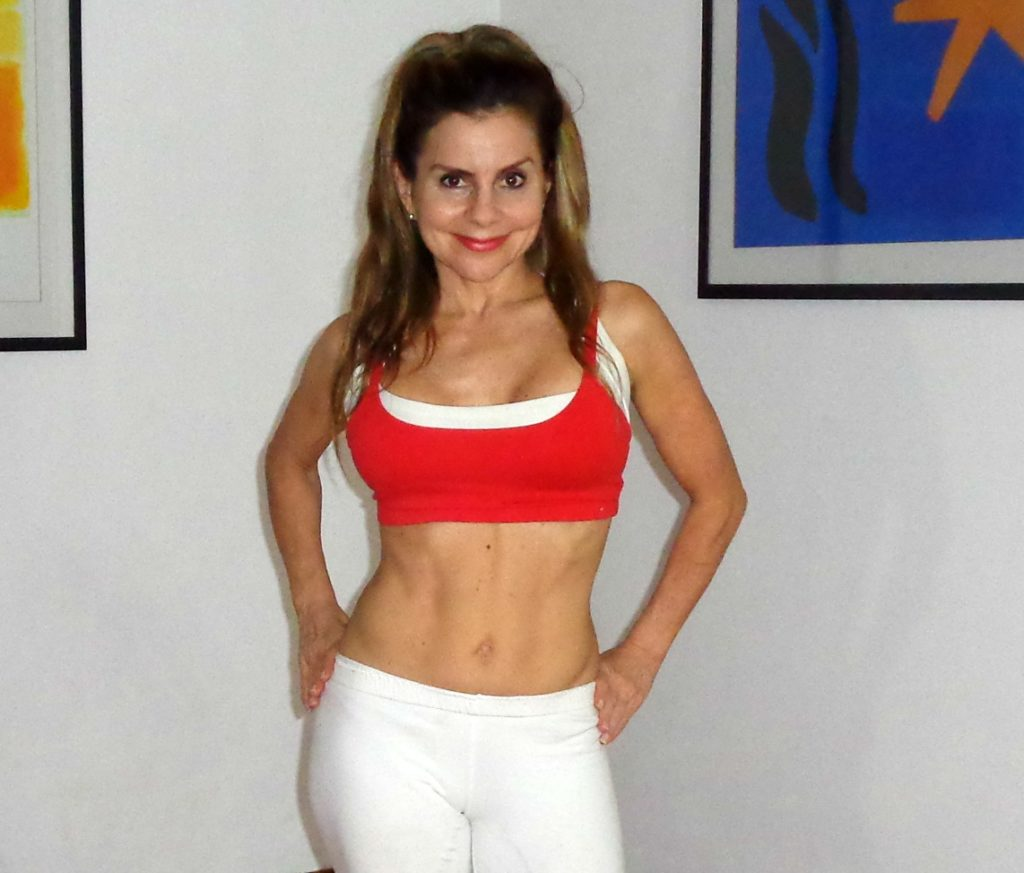 red-top-white-pants-1
